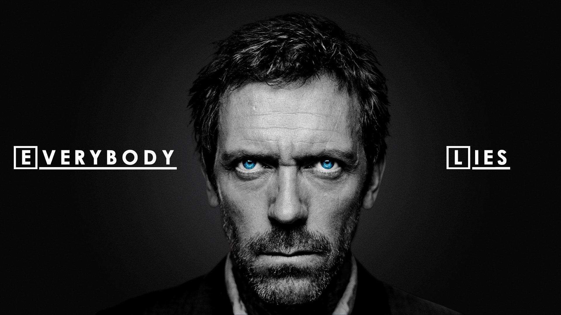 house md wallpaper everybody lies
